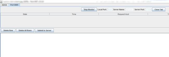 TCPMon Poort Monitoring